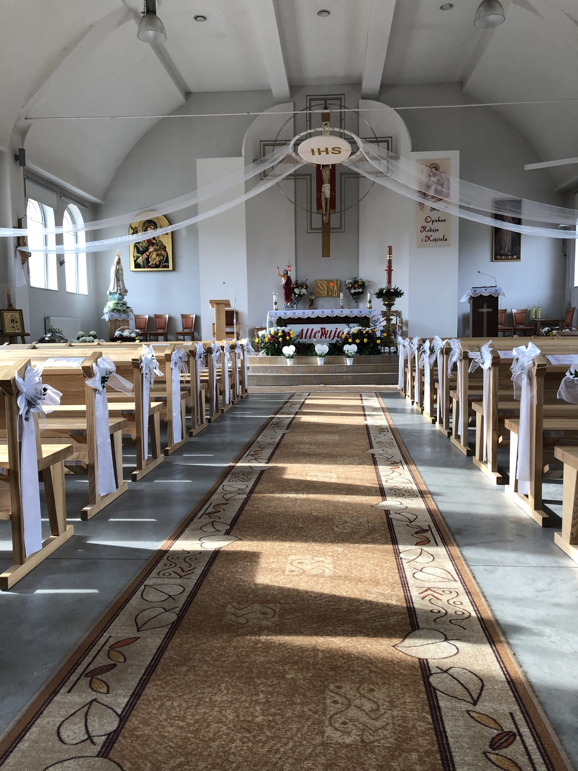 Patronka parafii